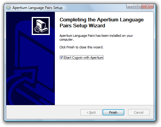 Apertium Language Pairs Installer 4.png