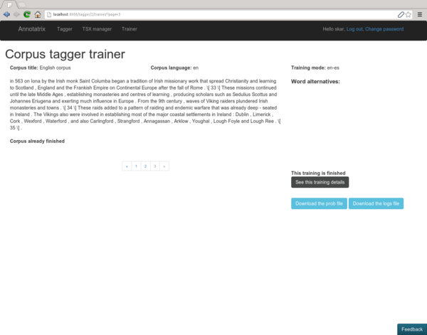 Annotatrix tagger trainer detail finished.png